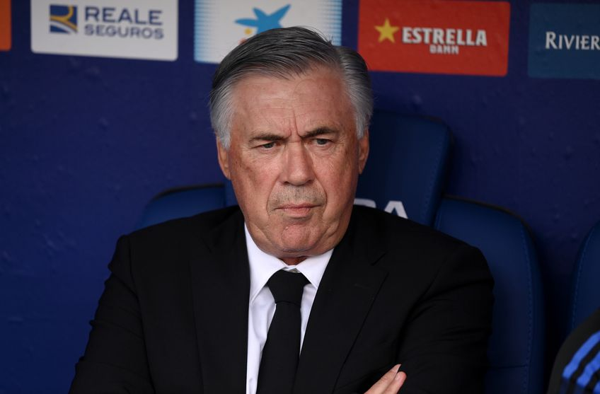 Carlo Ancelotti / FOTO: Guliver/GettyImages