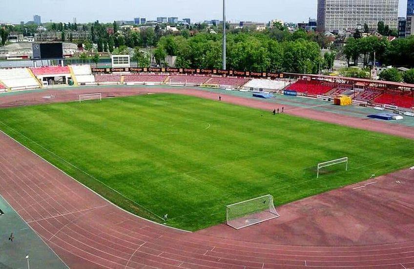 Stadionul Dinamo, inclus inițial în proiectul pentru EURO 2020, a rămas singurul din București unde lucrările de modernizare nu au început nici până acum