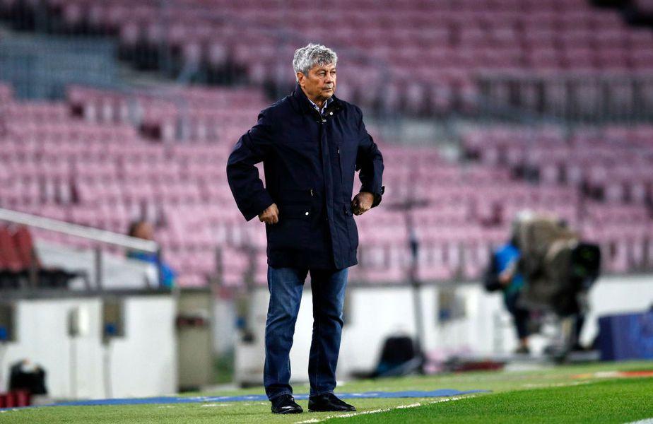 Dinamo Kiev a avut un gol anulat de VAR în minutul 48 al partidei cu Barcelona, la scorul de 1-0 pentru catalani.