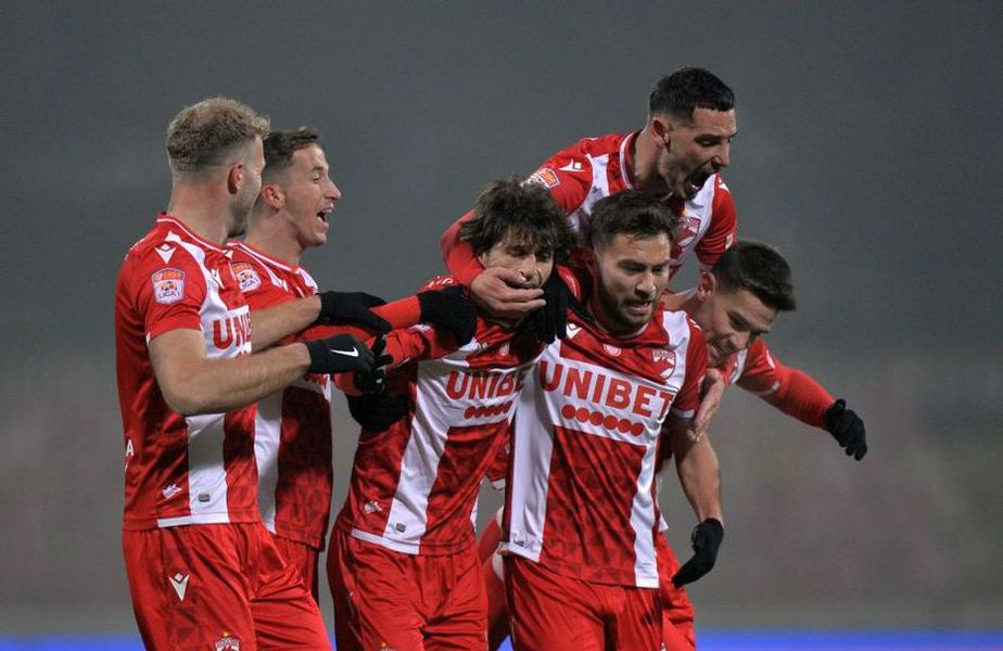 Dinamo joacă în această seară cu FC Argeș