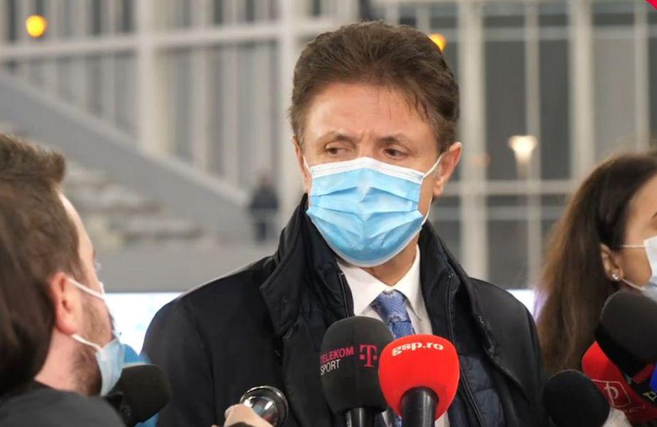 Gică Popescu (53 de ani), președintele Viitorului, a lămurit relația dintre Mircea Rednic (58 de ani) și Gică Hagi (55 de ani).