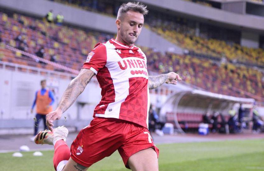 Dinamo a învins-o pe FC Argeș în deplasare, scor 1-0, într-un meci din etapa #12. Aleix García (23 de ani, mijlocaș central) a lăsat de înțeles că va pleca la finalul anului competițional.
