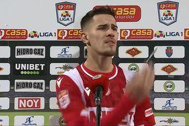 """Ricardo Grigore s-a certat cu fanii, imediat după FC Argeș - Dinamo 0-1:  """"Veniți să dați interviu! Să nu uităm, să nu vorbească nimeni!"""""""