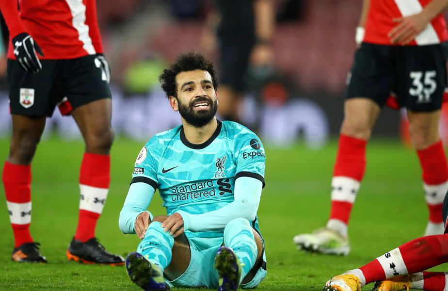 Southampton - Liverpool. foto: Guliver/Getty Images