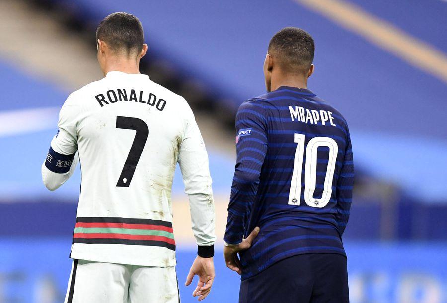 Portugalia (Campioana Europeană) sau Franța (Campioana Mondială) ar putea juca pe National Arena în optimile EURO 2020 FOTO Imago