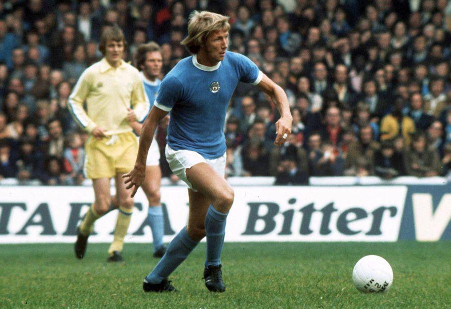 Colin Bell, la Manchester City // foto: Imago