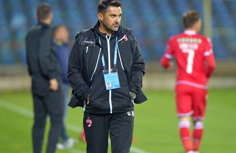 Claudiu Niculescu (44 de ani), noul antrenor de la Concordia Chiajna.