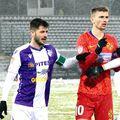 Colaborarea Andrei Prepeliță (35 de ani) - Mihai Ianovschi (45 de ani) de la FC Argeș s-a defectat după egalul de la Craiova (1-1), când cei doi s-au certat care să participe la interviul transmis în direct.