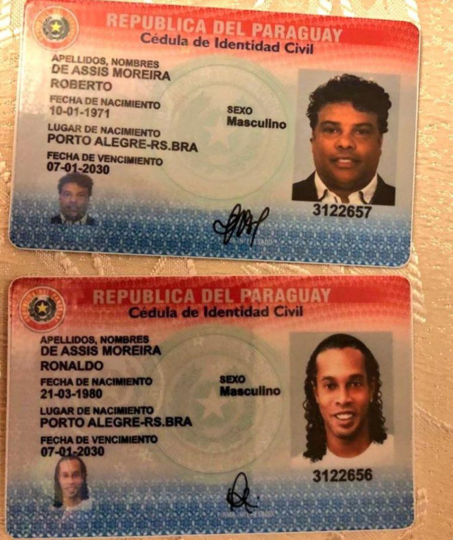 Ronaldinho rămâne închis în hotelul din Paraguay: poliția a făcut prima arestare!