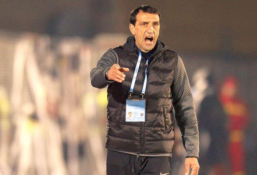 Bogdan Vintilă în Hermannstadt-FCSB 1-2, foto: Raed Krishan/GSP