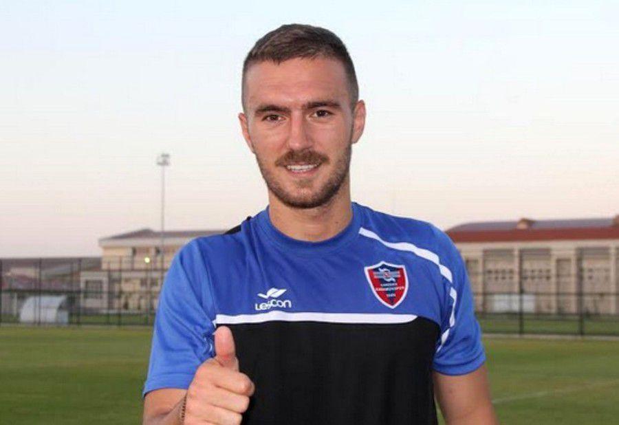 Alexe face semn că totul e ok în viața sa de jucător la Karabukspor