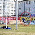 Marius Croitoru, 40 de ani, antrenorul lui FC Botoșani, a arătat că nu și-a pierdut din calitățile tehnice.