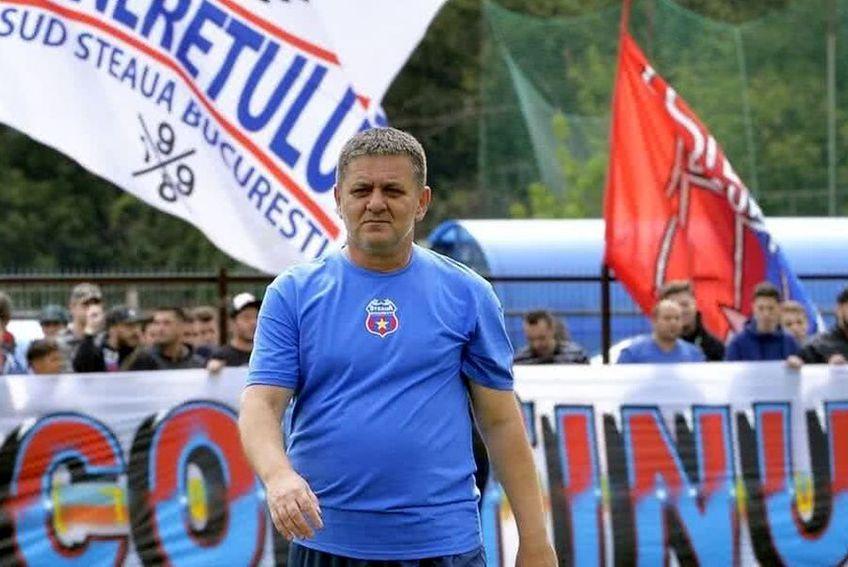 Marius Lăcătuș împlinește azi 55 de ani