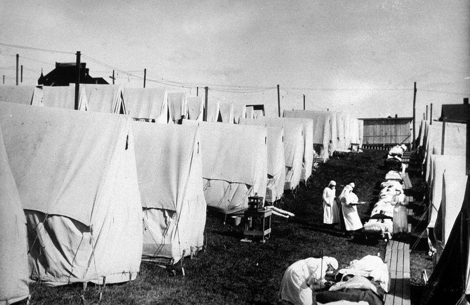 Gripa Spaniolă a făcut ravagii la începutul secolului trecut. foto: Guliver/Getty Images