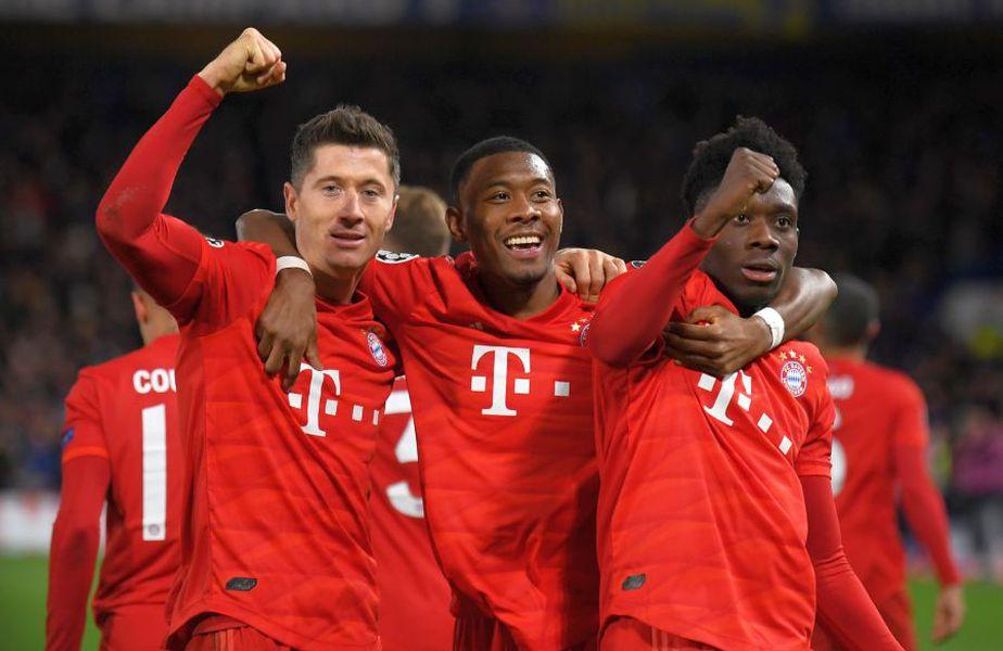Bayern este lider în Bundesliga // sursă foto: Guliver/gettyimages
