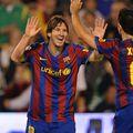 Xavi și Lionel Messi au fost 10 ani colegi la Barcelona, fiind cea mai bună perioadă de timp din istoria clubului