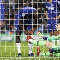 Rudiger și Kepa au trecut de la insulte la lovituri după ce fundașul german l-a atacat tare pe portarul spaniol, foto: Imago