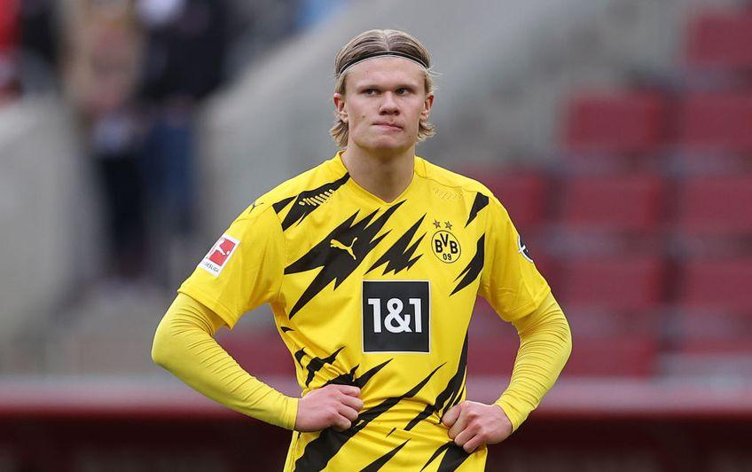 Barcelona trebuie să plătească o avere pentru transferul norvegianului Erling Haaland (20 de ani). Impresarul Mino Raiola a stabilit o listă lungă de cerințe, inclusiv un comision de 20 de milioane de euro.
