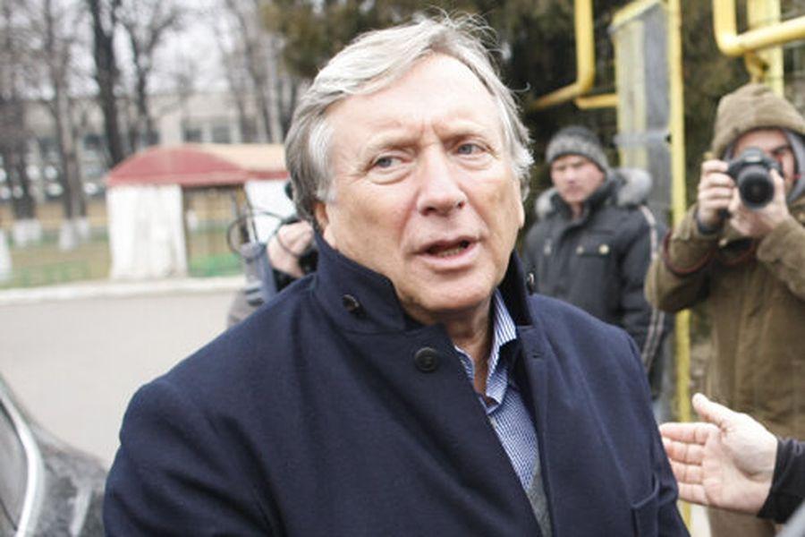 Vladimir Cohn, omul care îl propune pe Sabău la FRF