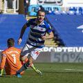 George Pușcaș (24 de ani, atacant) a marcat pentru Reading în partida cu Derby County, contând pentru etapa 40 din Championship.