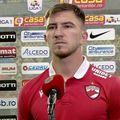 """CFR Cluj a învins-o pe Dinamo, scor 1-0. Deian Sorescu e mândru de prestația """"câinilor"""" și critică arbitrajul lui Marcel Bîrsan."""