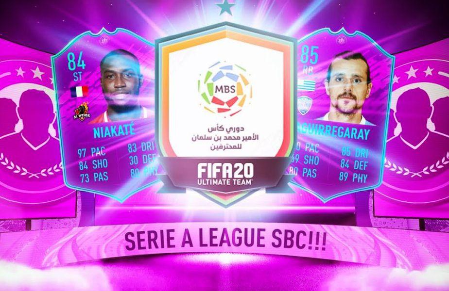 Cei de la EA Sports au lansat o nouă serie de carduri, de data aceasta cu fotbaliști din campionatul Arabiei Saudite.