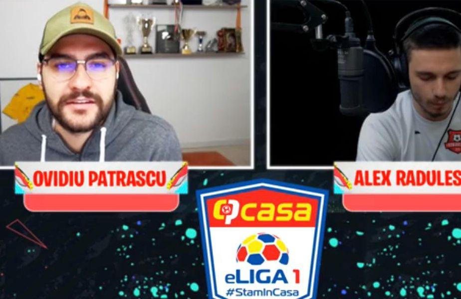 Ovvy Pătrașcu a vorbit pentru GSP.RO cu Alex Rădulescu, campionul din eLiga 1.