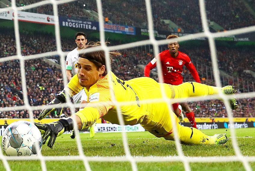 Borussia Mönchengladbach are două cazuri de COVID-19 // FOTO: Guliver/GetttyImages