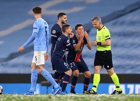 """Scandal imens în Ligă! PSG îl acuză frontal pe Kuipers: """"Ne-a înjurat. Ne-a zis F**k off!"""""""