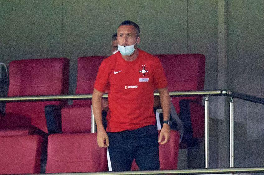 Mihai Stoica a primit replica din partea oficialilor lui CFR Cluj. Sursă foto: Gazeta Sporturilor