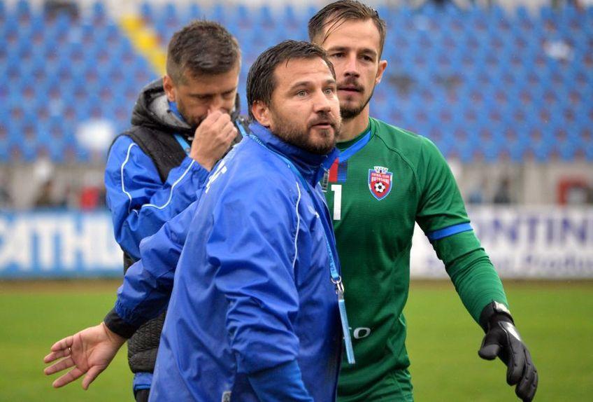 Partida dintre FC Botoșani și FCSB are o miză specială pentru Marius Croitoru (40 de ani), antrenorul clubului moldovean.