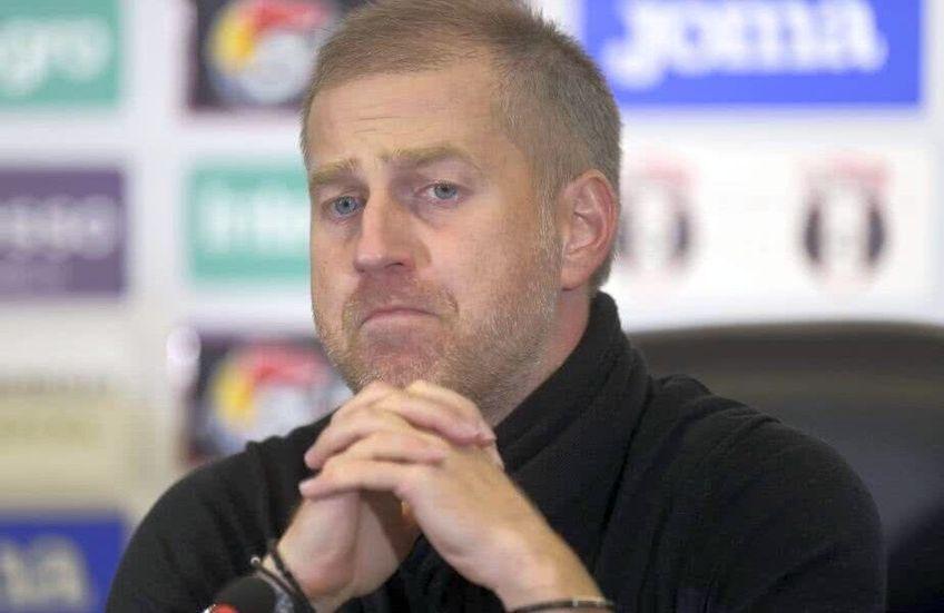 Edi Iordănescu (42 de ani) a explicat momentele de apatie din finalul remizei dintre FCSB și CFR Cluj, scor 1-1.