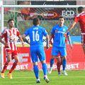 Sepsi Sf. Gheorghe a învins-o pe CS Universitatea Craiova, scor 2-0, și a frânt speranțele oltenilor la titlu. Dan Nistor (32 de ani) nu renunță la titlu, în ciuda pașilor greșiți din ultimele două etape.