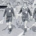 """Ioan Igna, """"central"""" pe Ghencea acum 40 de ani, la un meci Steaua - FC Olt"""