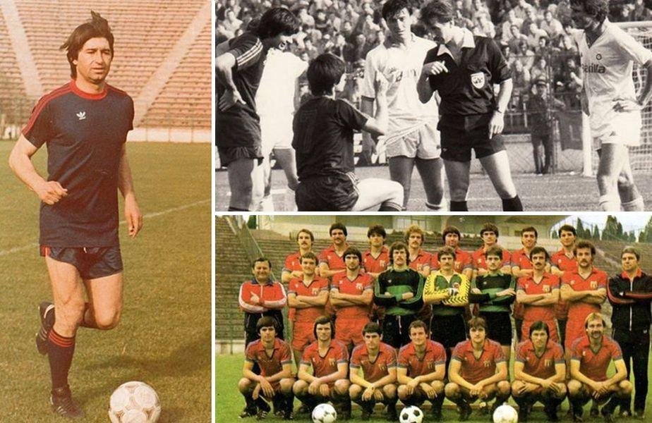 Ștefan Petcu a evoluat pentru Steaua între 1983 și 1985