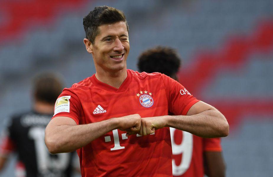 Bayer Leverkusen și Bayern Munchen se vor întâlni sâmbătă, de la ora 19:30, într-un meci contând pentru etapa a 30-a din Bundesliga. Foto: Guliver/GettyImages