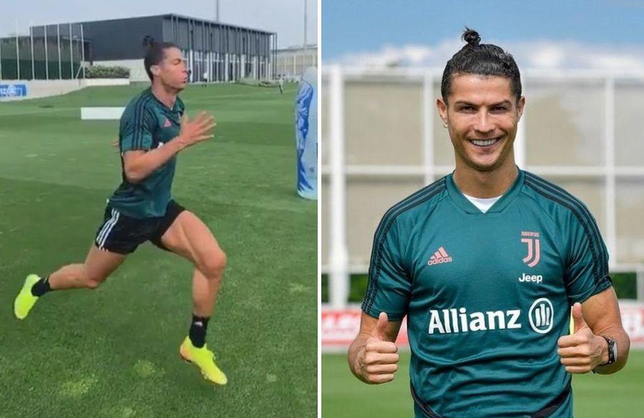 Cristiano Ronaldo va reveni în acțiune pe 12 iunie // sursă foto: Instagram @ cristiano