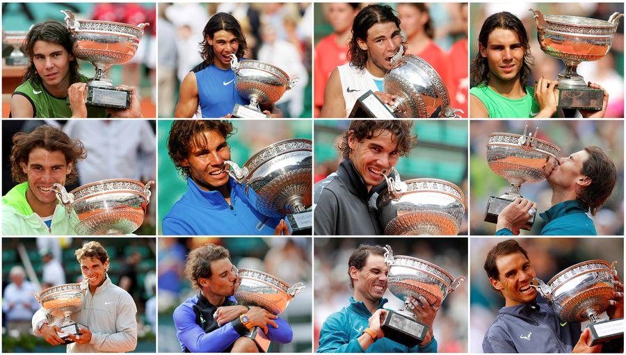 """Roland Garros se joacă pe GSP.ro » Zgura vrăjită de marele Rafael Nadal: """"E probabil să plec de pe această lume și recordul meu să fie încă valabil"""