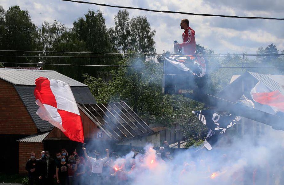 FOTO: Facebook @Spartak Moscova