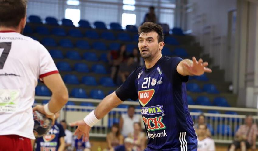 Alen Blazevic va evolua în următoarele trei sezoane la HCDS Constanța