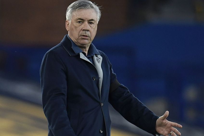Carlo Ancelotti (foto: Guliver/GettyImages)