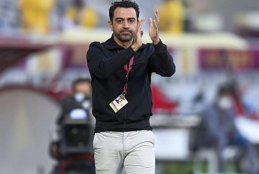 Xavi a refuzat Barcelona // FOTO: Imago
