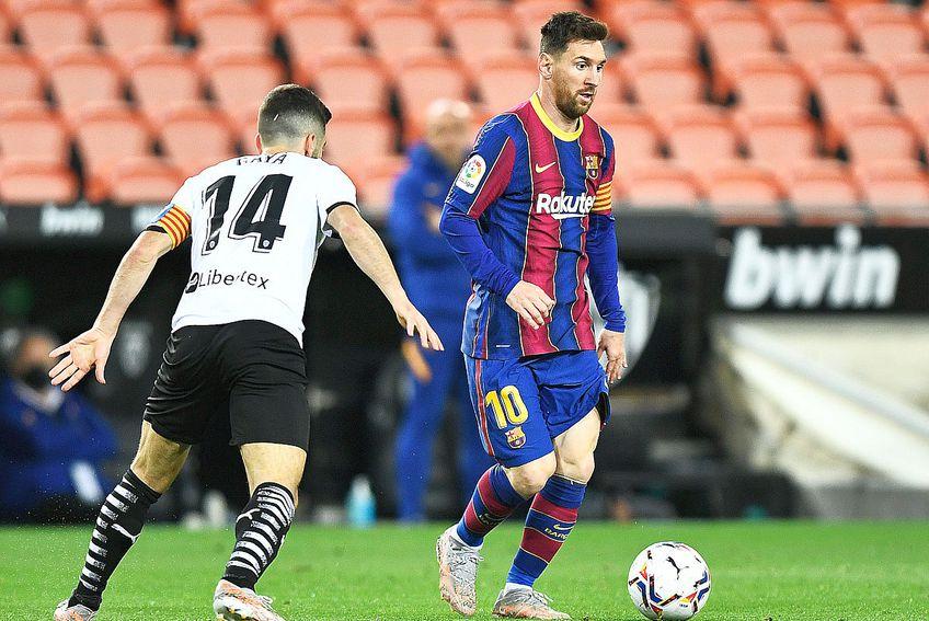 Barcelona îl vrea pe Jose Gaya // FOTO:Guliver/GettyImages