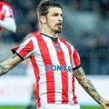 Sergiu Hanca a înscris din nou pentru Cracovia