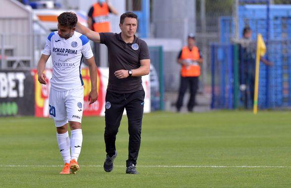 """CLINCENI - DINAMO. Ilie Poenaru, în gardă înainte de duelul cu Dinamo: """"Va fi cel mai greu meci"""" + explică succesul de la Clinceni"""