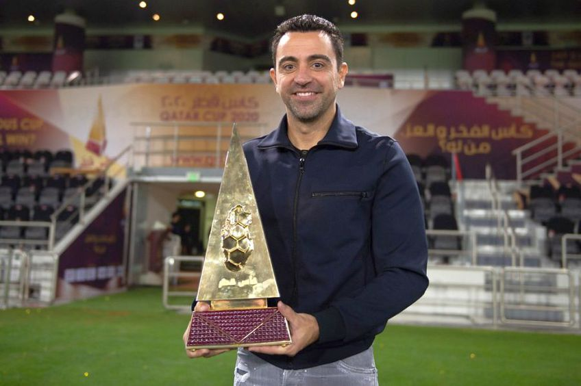 Xavi va continua la Al Sadd // FOTO: twitter.com/AlsaddSC
