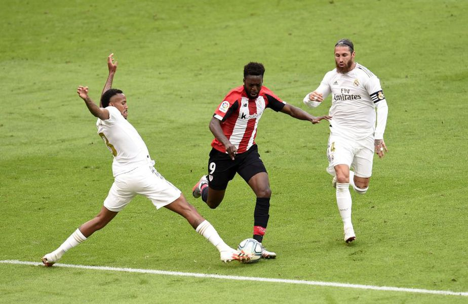 Real Madrid s-a impus la Bilbao, scor 1-0 / foto: Guliver/gettyimages