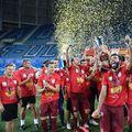 CFR Cluj a câștigat al 3-lea titlu consecutiv în urmă cu 2 zile. Echipa lui Dan Petrescu a câștigat finala Ligii 1 pe Ion Oblemenco, scor 3-1 cu Craiova