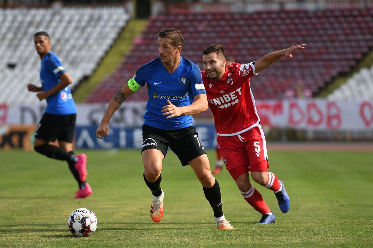 Dinamo - Viitorul 5 august 2020