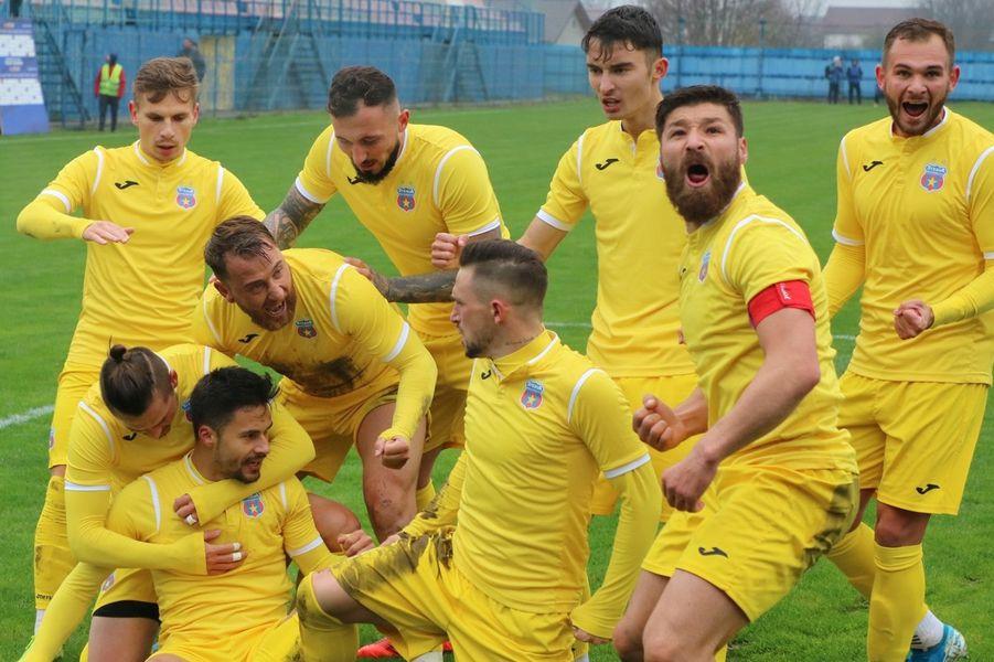 CSA Steaua a promovat în Liga 3